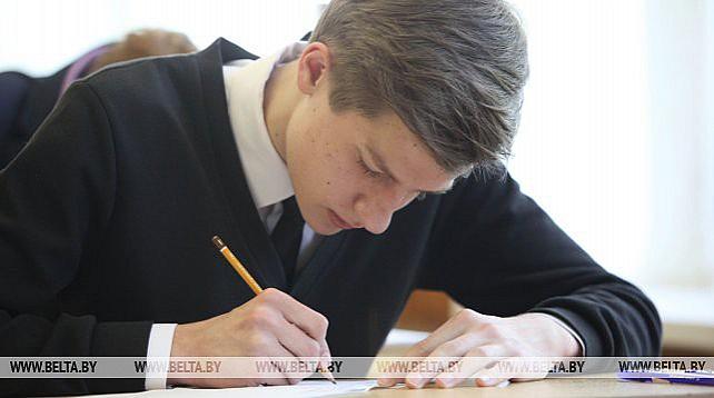 Выпускные экзамены в школах Беларуси пройдут с 1 по 9 июня.
