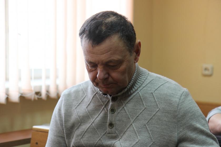 Бывший начальник Мозырской межрайонной инспекции охраны животного и растительного мира