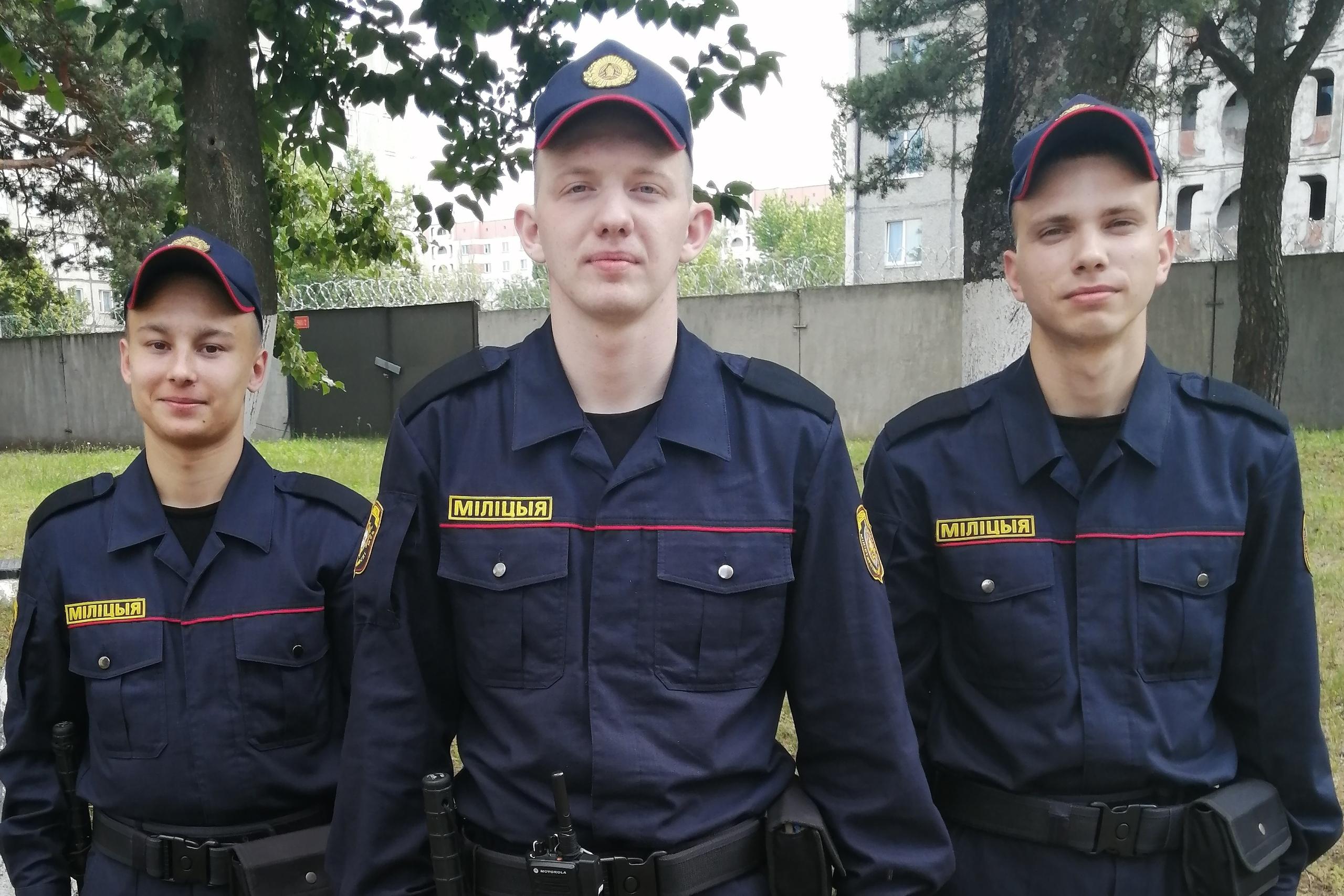 В Светлогорске военнослужащие задержали грабителя