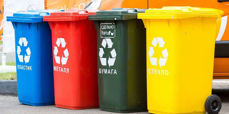 Тенденция – раздельный сбор отходов. В 2021 году на Гомельщине рекультивируют 25 мини-полигонов
