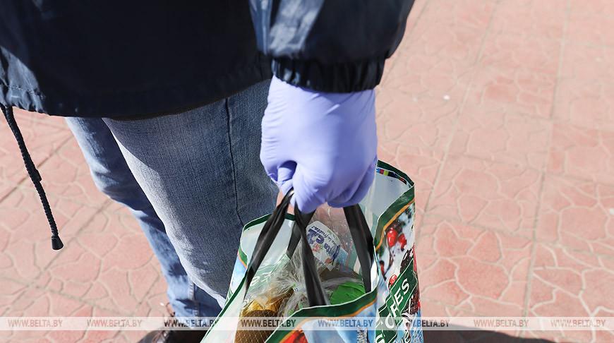 23a8f8d9d89a6922872142c7129ac53d - Соцработники Гомельской области доставляют продукты и помогают в быту почти 19 тыс. пожилых людей