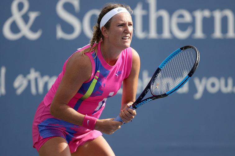 Азаренко не смогла выйти в полуфинал турнира в Риме