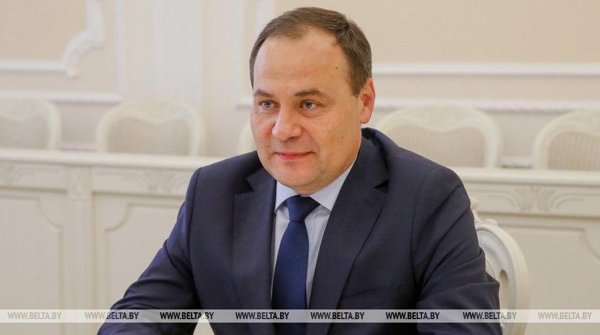 Авиационное и железнодорожное сообщение между Беларусью и Россией будет восстановлено в ближайшие дни — Головченко