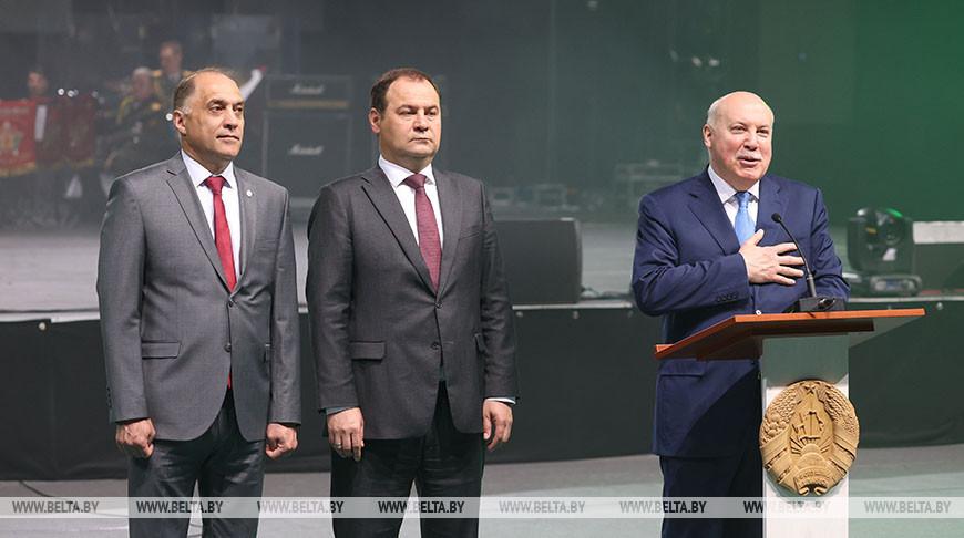 Беларусь и Россия открыты к диалогу, но не позволят оказывать давления — Мезенцев