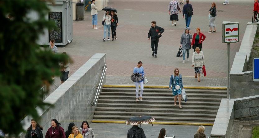 Все станции метро в Минске работают в штатном режиме