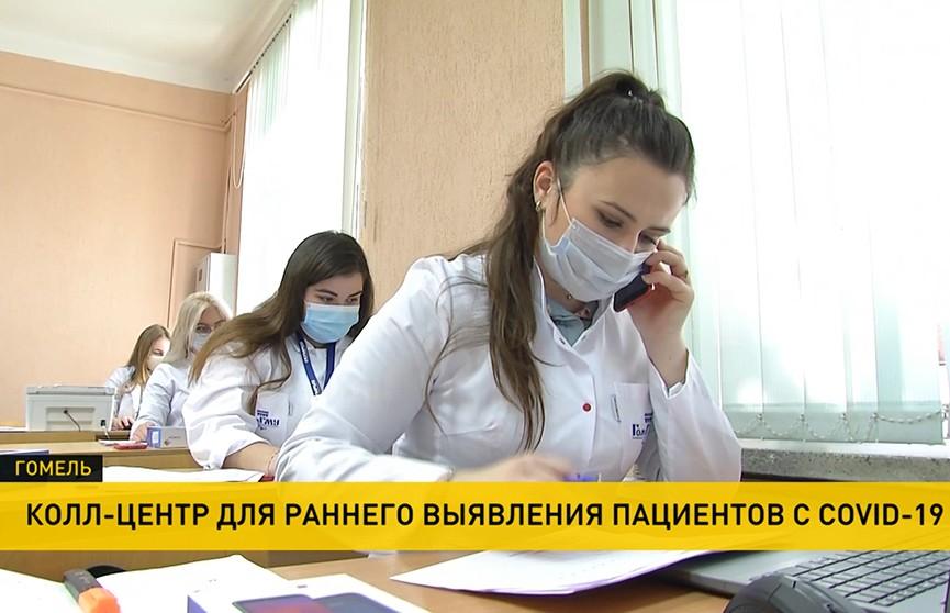 COVID-19: как в Беларуси студенты-медики помогают врачам в борьбе с вирусом