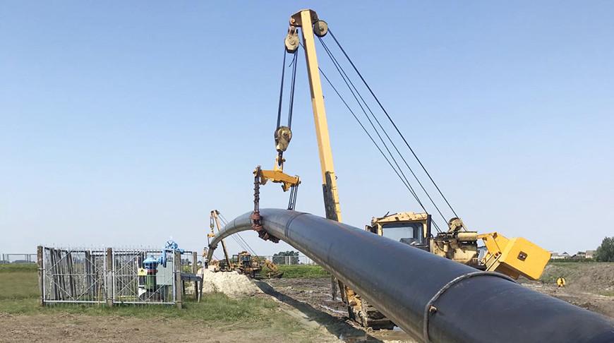 «Гомельтранснефть Дружба» отремонтировала участок нефтепровода Мозырь-Брест