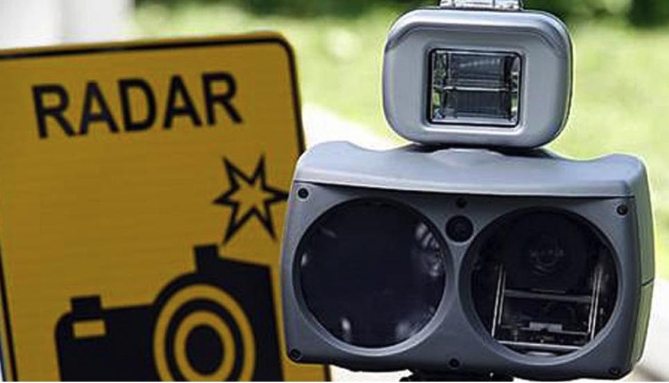 ГАИ информирует: время и место датчика контроля скорости на период с 15 по 28 июля 2020 года