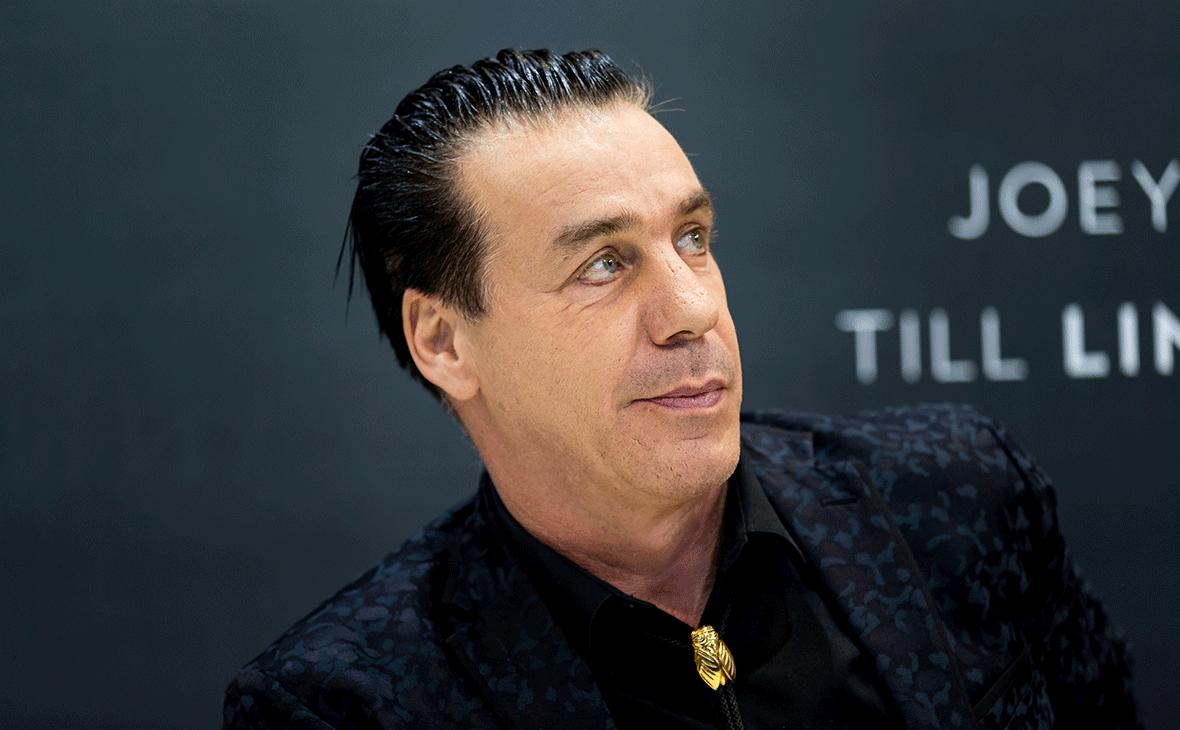 Коронавирус выявлен у солиста Rammstein