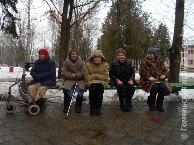 Дом престарелых в гомельской области васильевка дом престарелых в пинском районе